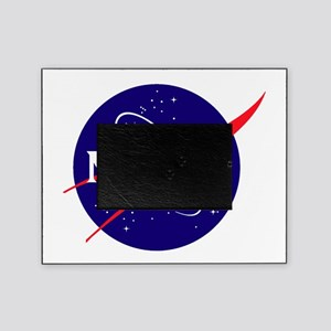 NASA Meatball Logo Picture Frame
