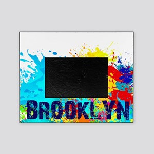 BROOKLUN NY SPLASH Picture Frame