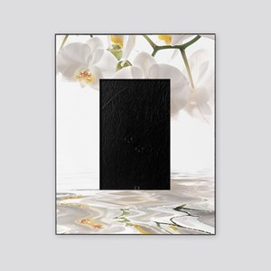 Orchids Reflection Picture Frame