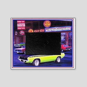 Mopar Car Dealer Picture Frame