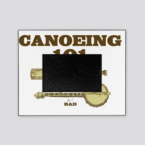 Canoe-101 Picture Frame