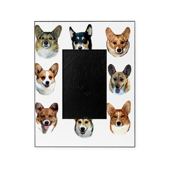 You Are In Corgi Country Picture Frame By Corgitalespublishing Cafepress