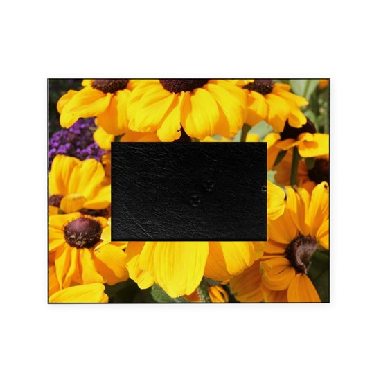 Black-Eyed Susans Picture Frame