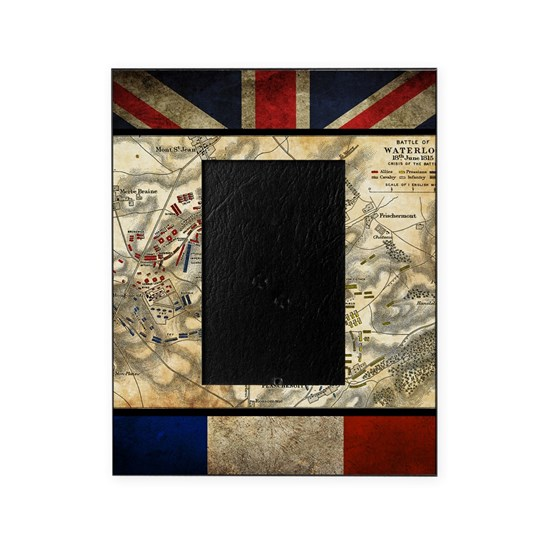 Battle Of Waterloo Picture Frame By ADMIN_CP3731972
