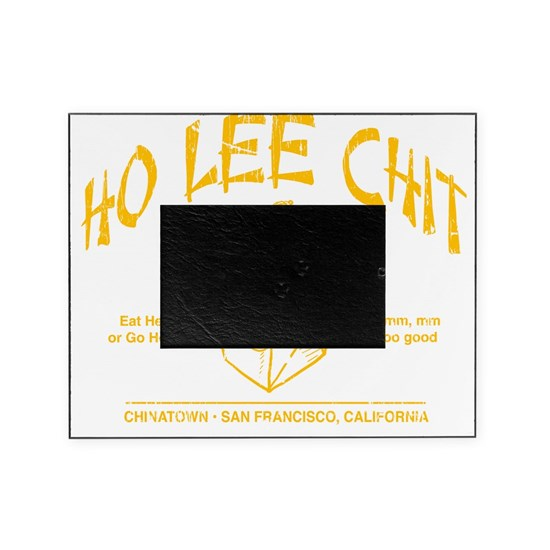 HO LEE CHIT chinese restaurant funny Picture Frame