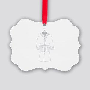 Bathrobe Ornament