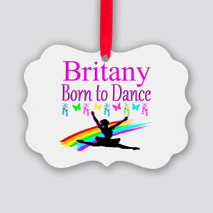 DANCER LIFE Picture Ornament