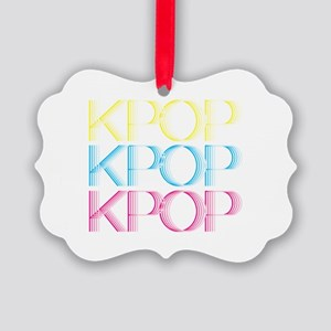 KPOP Picture Ornament