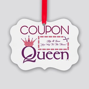 COUPONING Picture Ornament