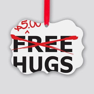 freehugs Picture Ornament