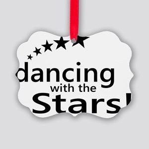 dancing with the stars Picture Ornament