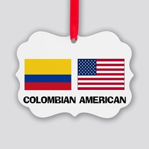 COLOMBIAN14142 Picture Ornament