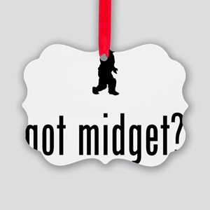 Midget-02-A Picture Ornament