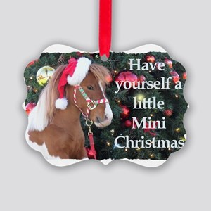 Have yourself a Picture Ornament