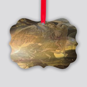 Angel by the Seashore Ornament
