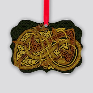 Celtic Best Seller Picture Ornament