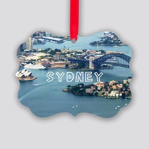 Sydney Picture Ornament