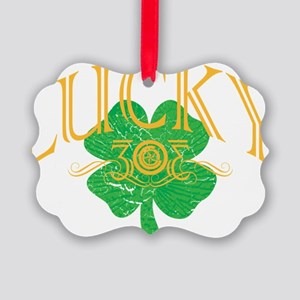 ACA_Lucky303 Picture Ornament