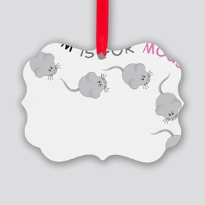 Mouse Picture Ornament