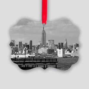 new york city Picture Ornament
