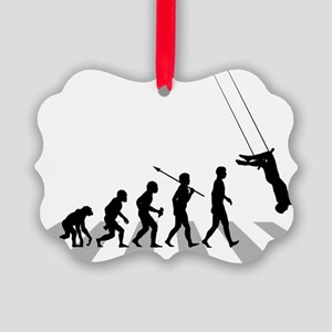 Trapeze Picture Ornament