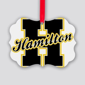 Hamilton Christmas Ornament.Hamilton Ontario Ornaments Cafepress