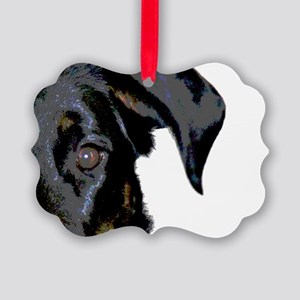 Beauceron Graphic Ornament