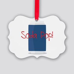 Sopa Pop Ornament