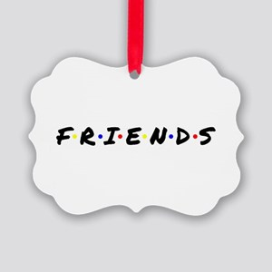 FRIENDS Ornament