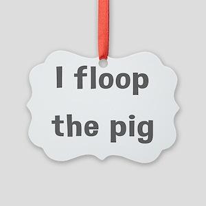 Floop Picture Ornament