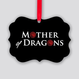 GOT Mother Of Dragons Ornament