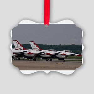 Thunderbirds Picture Ornament