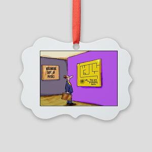 heisenberg Picture Ornament
