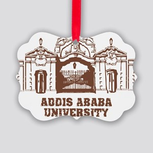 addis ababa university Picture Ornament