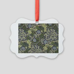 William Morris Seaweed Picture Ornament