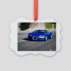 Bugatti10 Picture Ornament