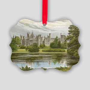 Alton Towers Picture Ornament