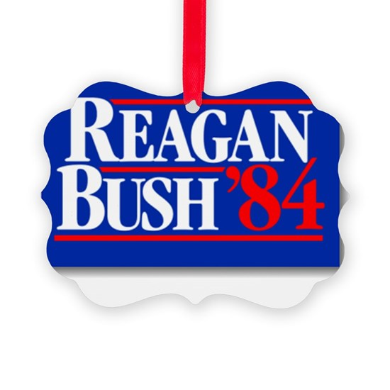 ART Reagan Bush 1984