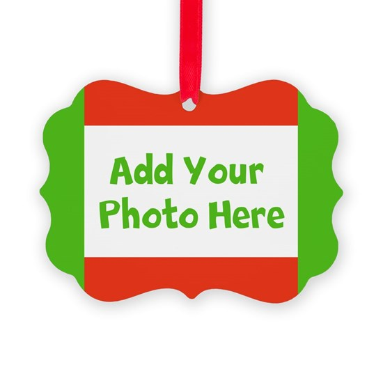 CUSTOMIZE with Your Photo Holiday