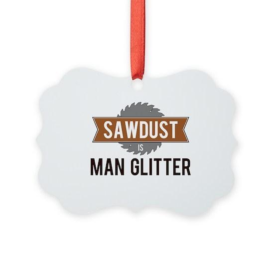 Sawdust is Man Glitter
