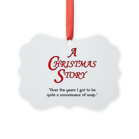 A Christmas Story Soap