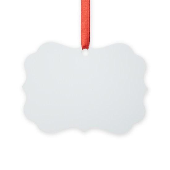 2-Pomeranian christmas snow scene card messag