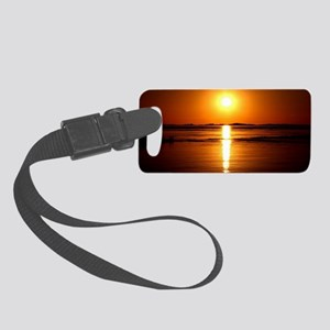 Sunset Small Luggage Tag