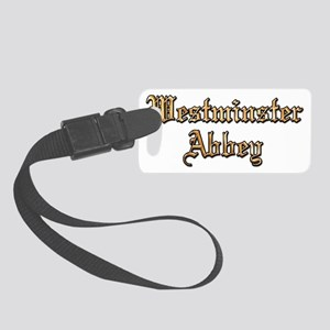 Westminster Abbey Small Luggage Tag