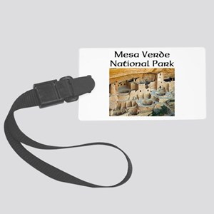 Mesa Verde National Park Large Luggage Tag