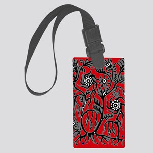 Untitled-1 Large Luggage Tag