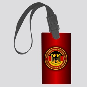 Germany Large Luggage Tag