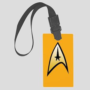 Star Trek Captain Large Luggage Tag
