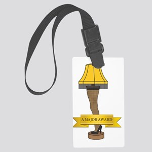A Major Award Ribbon Large Luggage Tag