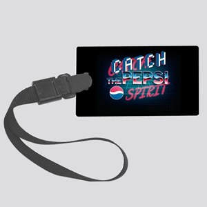 Pepsi Flashback Spirit Luggage Tag